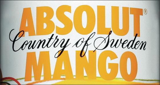 brandfreak absolut satisfies widespread demand for mango flavored vodka