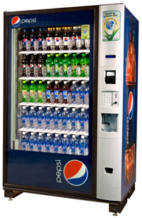 Pepsi to Launch Green Vending Machines