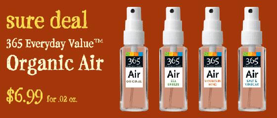 Organic-air