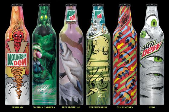 Dew-bottles