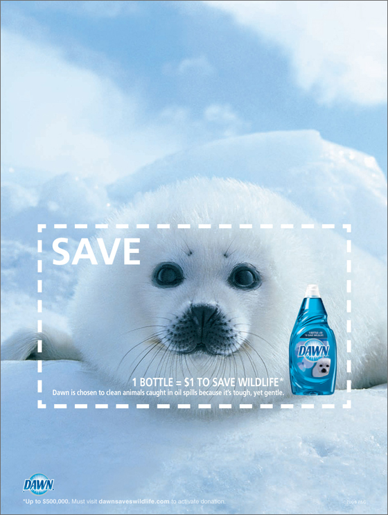 Save The Seals And Your Hands With Dawn Ad Strategy