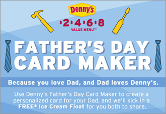 Dennys-fathers-day