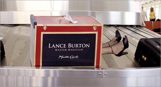 Lance-burton