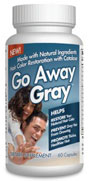 Go-away-gray