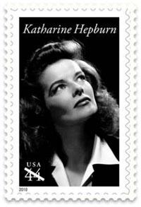 Hepburn-stamp