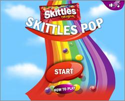Skittles-pop