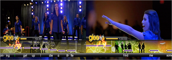 Glee-karaoke